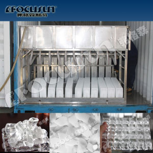 Used in Wharf Ice Factory Ice Block Factory (25Tons/D) pictures & photos