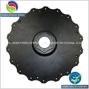 Aluminium Die Casting for Motorcycle Wheel Hub (AL12107) pictures & photos