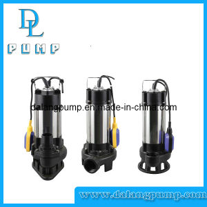 Stainless Steel Sewage Pump with High Quality, Sewage Submersible Pump pictures & photos