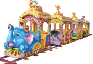 Small Amusement Park Mini Electric Trains for Sale pictures & photos