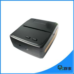 Portable Bluetooth Receipt Thermal Mobile Barcode Printer pictures & photos