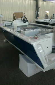 Aluminum Alloy Boat Ce Certificated in Big Sea pictures & photos