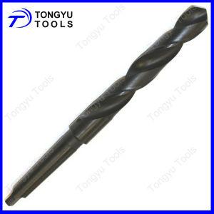 DIN345 Morse Taper Shank HSS Drill Bit Milled