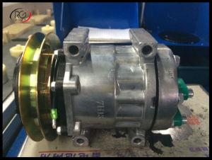 Electric Car Parts A/C 24V 145mm 1b Clutch 7h15 Excavator Auto Compressor pictures & photos