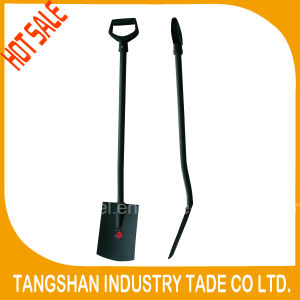 High Quality Ergonomic Handle All Steel Spade Shovel pictures & photos