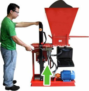 Hr1-25 Lego Clay Soil Brick Making Machine Price pictures & photos