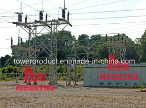 115kv-13.2kv Substation Structure/Substation Framework (MGS-SS115) pictures & photos