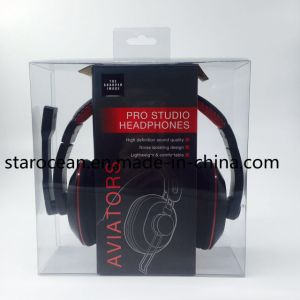 Plastic PVC Box for Earphone Box Packaging pictures & photos