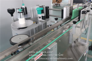 Automatic Sticker Round Bottle Jars Cans Labeling Machine pictures & photos