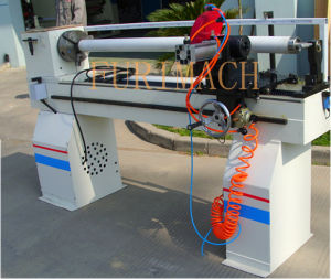 Manual Type PVC Tape/Masking Tape/Foam Tape Cutting Machine (Manual Roll Slitter) pictures & photos