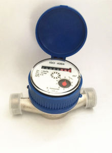 Single-Jet Dry-Dial Brass Water Meter