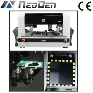Pick and Place SMT Chip Mounter with Vision (Neoden 4) pictures & photos