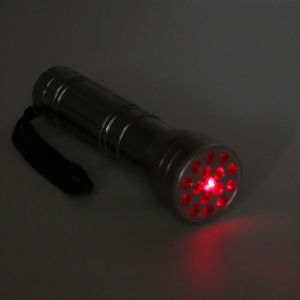 3 Modes 16 LED 395 Nm UV + Laser+White 3AAA Torch pictures & photos