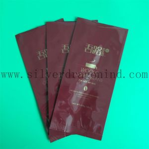 Red Color Plastic Food Bag for Coffee Packing with Valve pictures & photos