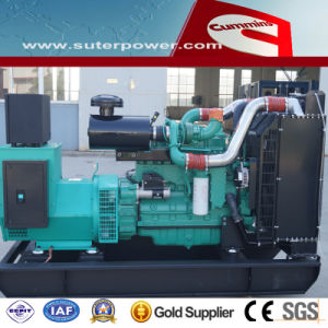 Open Type 250kVA/200kw Cummins Diesel Power Genset with CE (6LTAA8.3-G2)