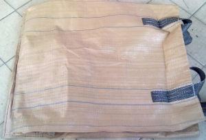 Yellow Recycled Korea PP Bulk Bag pictures & photos
