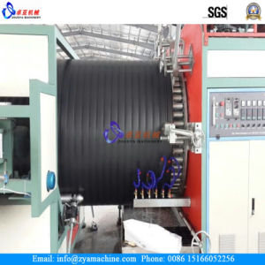HDPE Hollow Wall Spiral Pipe Production Line/Making Machine pictures & photos