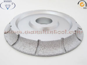 Vacuum Brazed Profiling Wheel for Granite, Marble pictures & photos