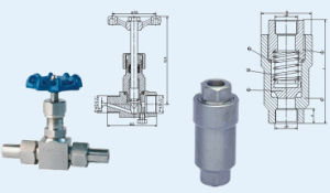 Needle Valve/ Stainless Steel Valve pictures & photos