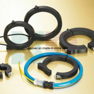 RoHS Compliant Flexible Rogowski Coil Sensor/Current Transformer/ Current Probe pictures & photos