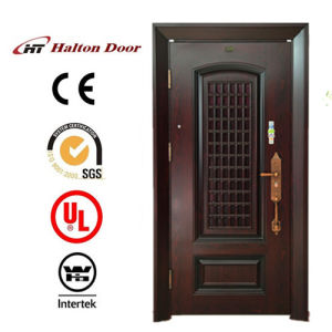 Security Steel Door for Entrance Commercial Building
