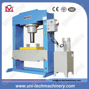 Mdyy200/35 Power Operated Hydraulic Press Machine (cylinder is movable) pictures & photos