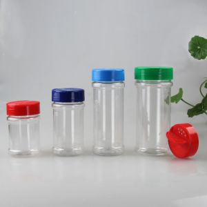 Round Spice Jar for Kitchen Spice Use (PPC-PSB-26) pictures & photos