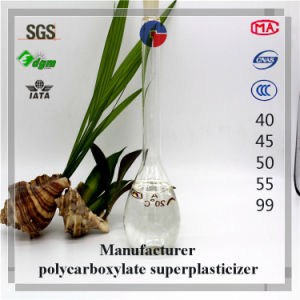 Concrete Polycarboxylate Superplasticizer Concrete Admixture pictures & photos