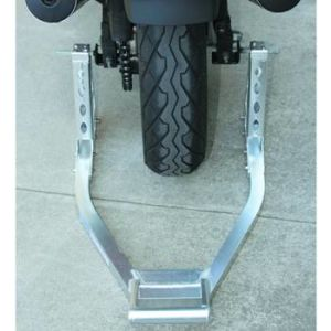 Aluminum Motorcycle Wheel Stand (PR14303) pictures & photos