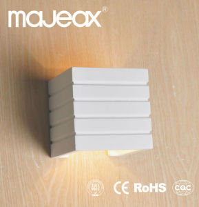 CE RoHS Approved Decorative Gypsum Wall Lamp (MW-8127)