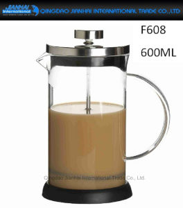 Coffee Maker Glassware French Press Set with Pot and Cup pictures & photos