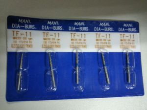 Dental Bur of New Diamond Burs pictures & photos