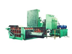 Hydraulic Scrap Baler pictures & photos