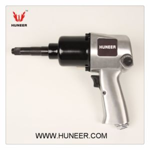 """1/2"""" Twin Hammer Air Impact Wrench in Pneumatic Tools with Long Anvil pictures & photos"""