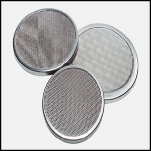 Stainless Steel Extruder Filter Screen for Plastic Melt Filtration pictures & photos