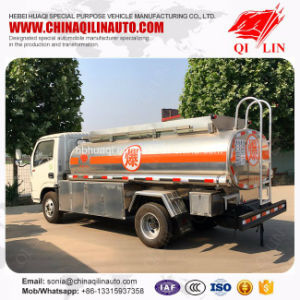 4500 Liters Refuel Tank Truck with High Flow Refueling Machine pictures & photos
