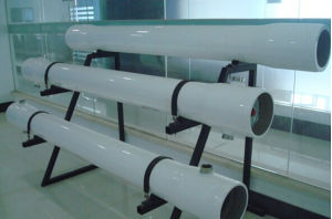 FRP Membrane Vessel for RO Water Treatment with 300 Psi/450psi/600psi pictures & photos