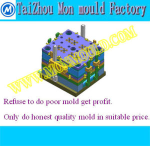Two Floor Mould for Spoon/Fork, Small Plastic Part