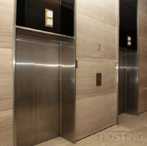China Machine Roomless Passenger Elevators / Lifts with ...