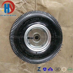Pneumatic Rubber Wheel Tire 3.50-4 pictures & photos