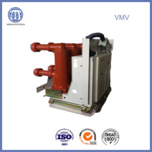 12kv 630A Vmv Vacuum Interrupter Embedded Poles Types Hv Vacuum Circuit Breaker pictures & photos