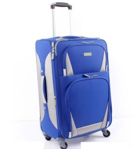 Canvas EVA Trolley with Luggage for European Market pictures & photos