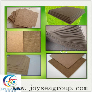 Hardboard with High Quality 2mm for Packing Present pictures & photos