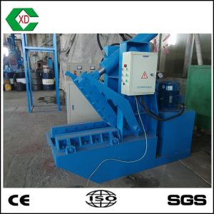 Waste Rubber Recycling Sectional Tire Cutter pictures & photos