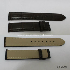 Customized Leather Watch Belt with High Quality by-2007