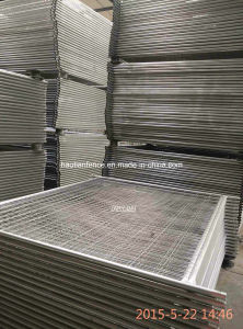 42 Microns Galvanized Temporary Fence pictures & photos