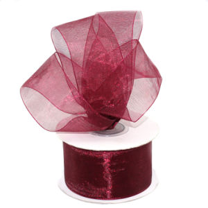 Organza Ribbon pictures & photos