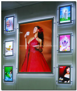 Picture Display LED Advertising Light Box (CSH) pictures & photos
