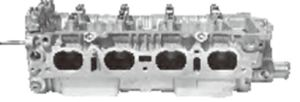 Aluminum Cylinder Head for Toyota 3ZZ-FE 4ZZ-FE 11101-0D031 pictures & photos