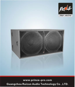 18inch High Power Ultra Compact Subwoofer PPR-328 pictures & photos
